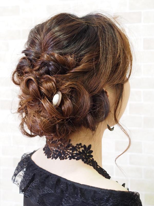 LONG HAIR SET Style.